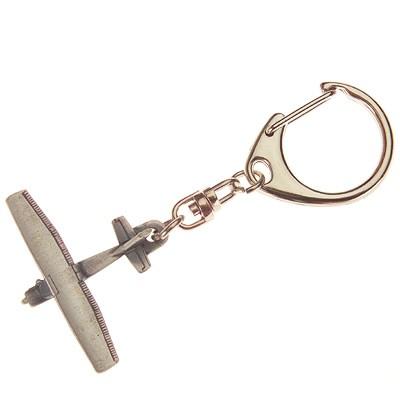 Metallic keychains