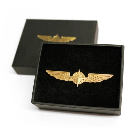 Airplane pins