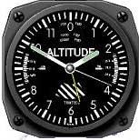 Aviator clocks
