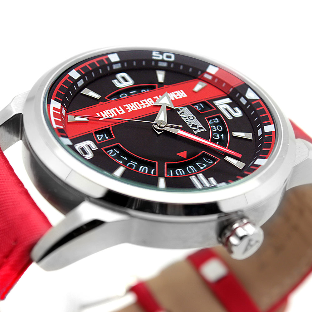 Reloj Remove Before Flight