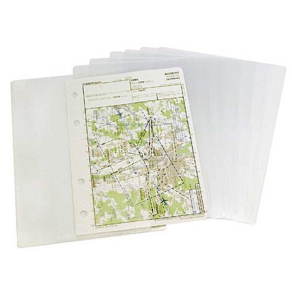 Transparent Pockets A5 (10 U)