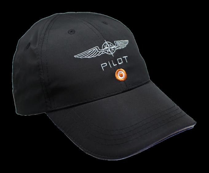 Microfibre Pilot Cap