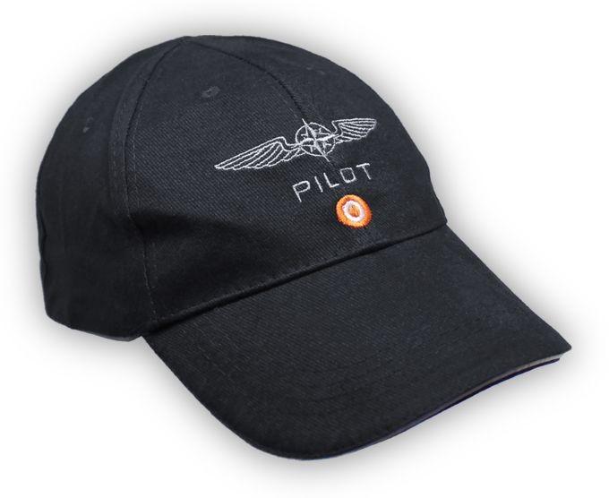 Cotton Pilot Cap