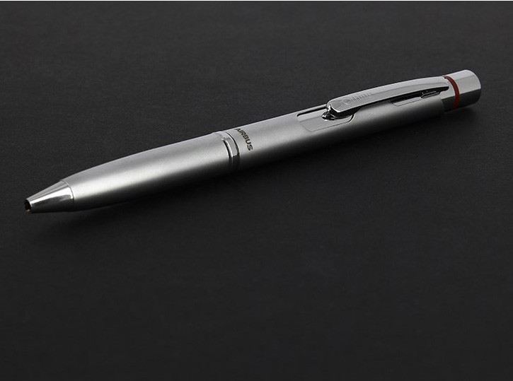 Rotring metal ball point pen