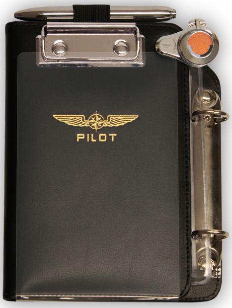 Kneeboard Pilot Piccolo Profi