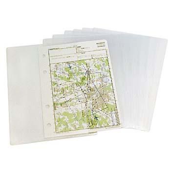 Transparent Pockets A6 (10 pcs)