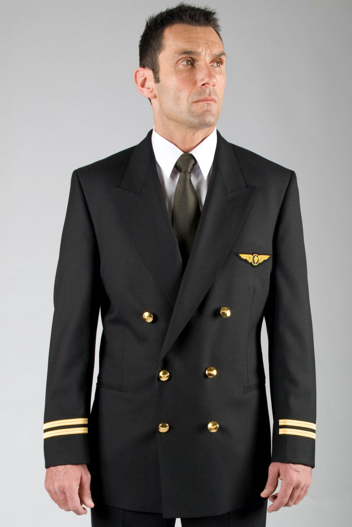 Pilots Uniform Jacket
